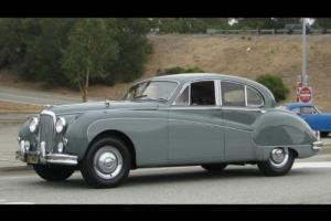 Jaguar Mark IX Mk9 PETROL MANUAL 1959/2