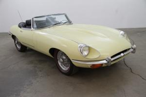 Jaguar : XK E Roadster Photo