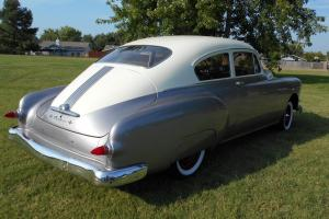 Pontiac : Other Streamliner Silver Streak