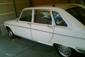 Renault 16TL 1974 Alpine White 4SPD Manual Electrical Fault