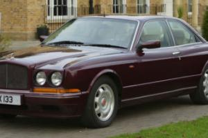 1995 Bentley Continental in Wildberry