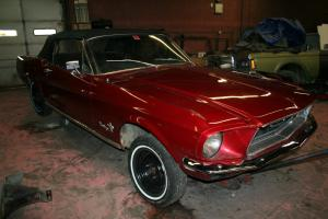 Ford : Mustang T code