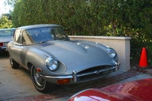 Jaguar : E-Type 2 dr coupe Photo