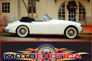 Jaguar : XK 150 DHC Photo