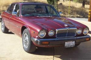 Jaguar : XJ6 SERIES III LONG BODY