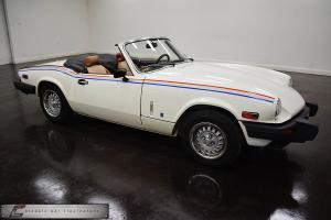 Triumph : Spitfire Roadster Photo