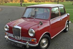 1968 RILEY ELF - FULLY ROTISSERIE RESTORED CAR - THE BEST AROUND!! Photo