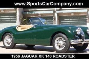 Jaguar : XK XK 140 Photo