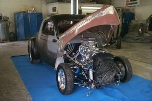 Willys : Coupe Americar