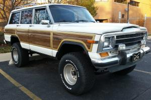 Jeep : Wagoneer 1988 AMC KAIZER JEEP GRAND WAGONEER