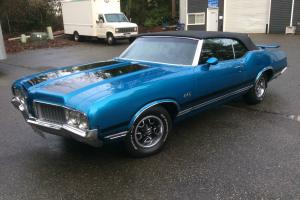 Oldsmobile : Cutlass supreme