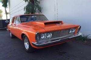 Plymouth : Other Wagon