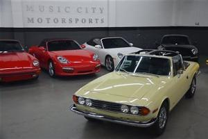 Triumph : Other TRIUMPH STAG Photo