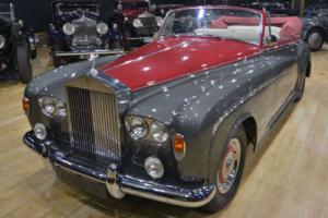 1964 Rolls-Royce Silver Cloud III Convertible Adaptation.
