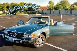 Mercedes-Benz : 300-Series Roadster R107
