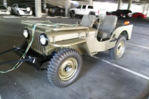 Willys : M38 Jeep