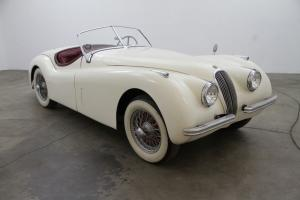 Jaguar : XK 120 Roadster