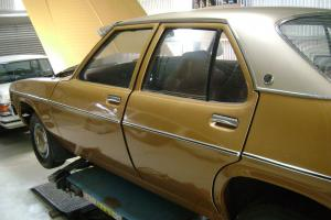 HX Holden 50th Anniversary Special 1976 Only 500 Made