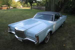 Lincoln : Mark Series Mark III