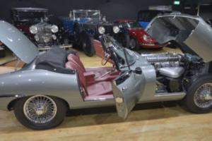1965 Jaguar E Type Series 1 Roadster 4.2 litre. LHD, Left Hand Drive. Photo
