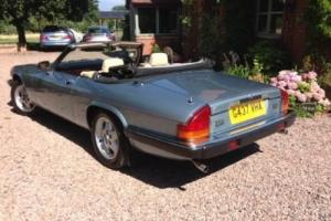 1989 G JAGUAR XJ-S CONVERTIBLE