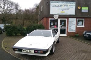 Lotus Esprit 2.2 NA Photo