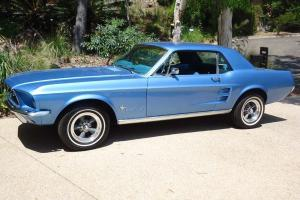 1967 Mustang Coupe Californian C Code With Extras in Coolum Beach, QLD