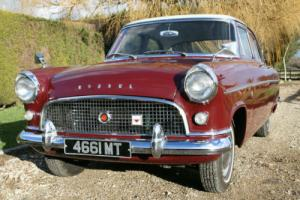 Mk2 Ford Consul 375 in stunning condition throughout