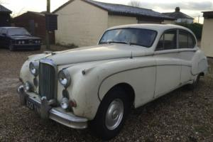 1960 Jaguar Mk9 Project Classic Car