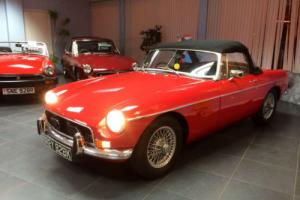 MGB Roadster 1.8 Convertible Photo