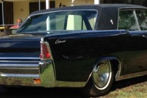 1965 Lincoln Continental in Mount Annan, NSW