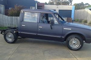 Datsun 720 Twin CAB UTE 1985 5 SP Manual in Somerville, VIC