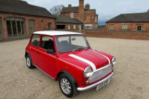 Rover MINI RACG FLAME CHECKMATE 1990 - LAST OWNER LADY OWNER OF 15 YEARS Photo