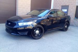 Ford : Taurus Police Interceptor