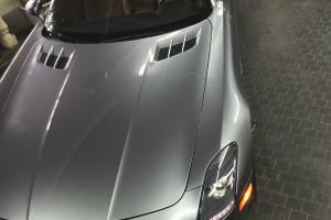 Mercedes-Benz : SLS AMG ROADSTER 2-DOOR 2012