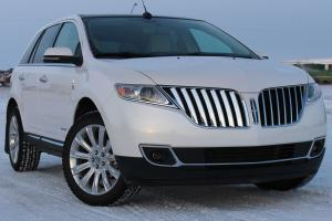 Lincoln : MKX Limited 4 Door Wagon