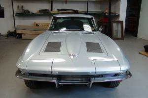 Chevrolet : Corvette Sting Ray