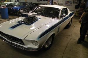 Ford : Mustang 2dr fastback