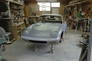 Lotus : Other : Elan - Great Project Car - Photo