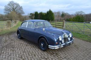 1961 Jaguar MK.II 3.8 M/OD Photo