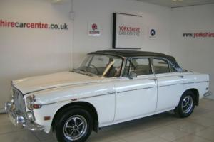 Rover 3.5 LITRE P5 COUPE
