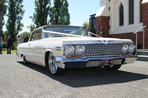 1963 Chev Impala SS Coupe Lowrider Bagged