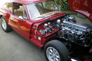 TRIUMPH GT6 MK3 1971 RESTORED  Photo