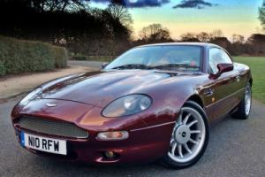 1995 Aston Martin DB7 3.2 MANUAL - 38,000 MILES FROM NEW -STUNNING CONDITION