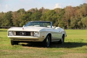 Ford Mustang Convertible1973 only 29000 miles Automatic, watch our HD video
