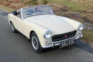 MG MGF Midget 1971 Only 52000 Miles MGB MG BGT MG Roadster MGA Healey Sprite