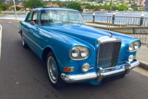 1964 Bentley S3 Chinese Eye Continental two door coupe.