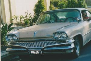 CAR Dodge Pheonix 1960 Left Hand Drive TWO Door Coupe Pink Reconditioned Engine in Nerang, QLD