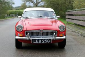 MGC ROADSTER DOWNTON CONVERSION Photo