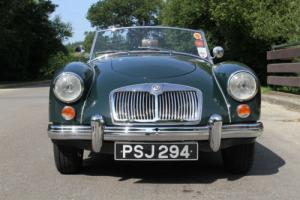 MGA 1600 ROADSTER Photo